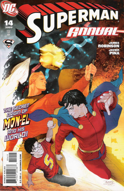Superman Annual Vol 1 14
