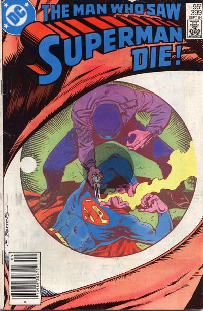 Superman Vol 1 399