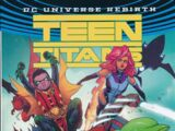 Teen Titans: The Rise of Aqualad (Collected)