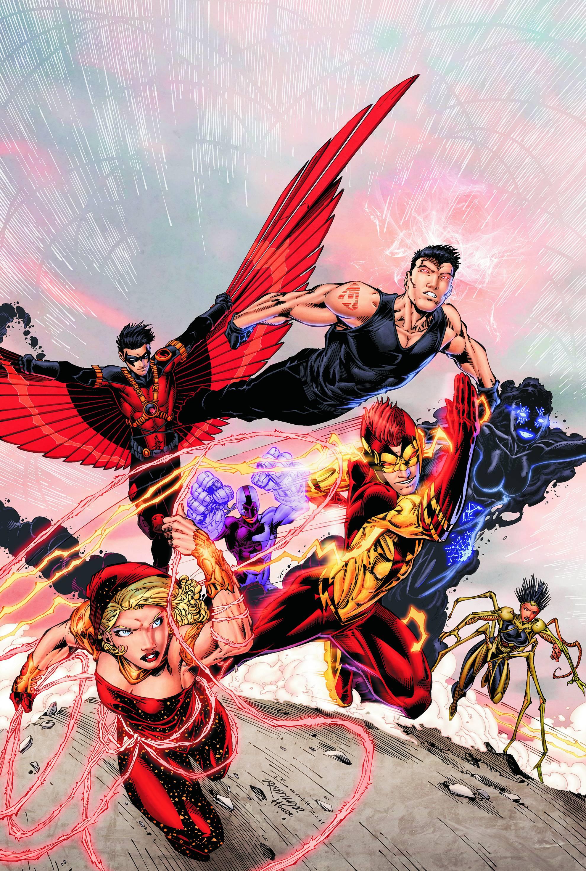 Teen Titans Vol 4 1 Textless.jpg