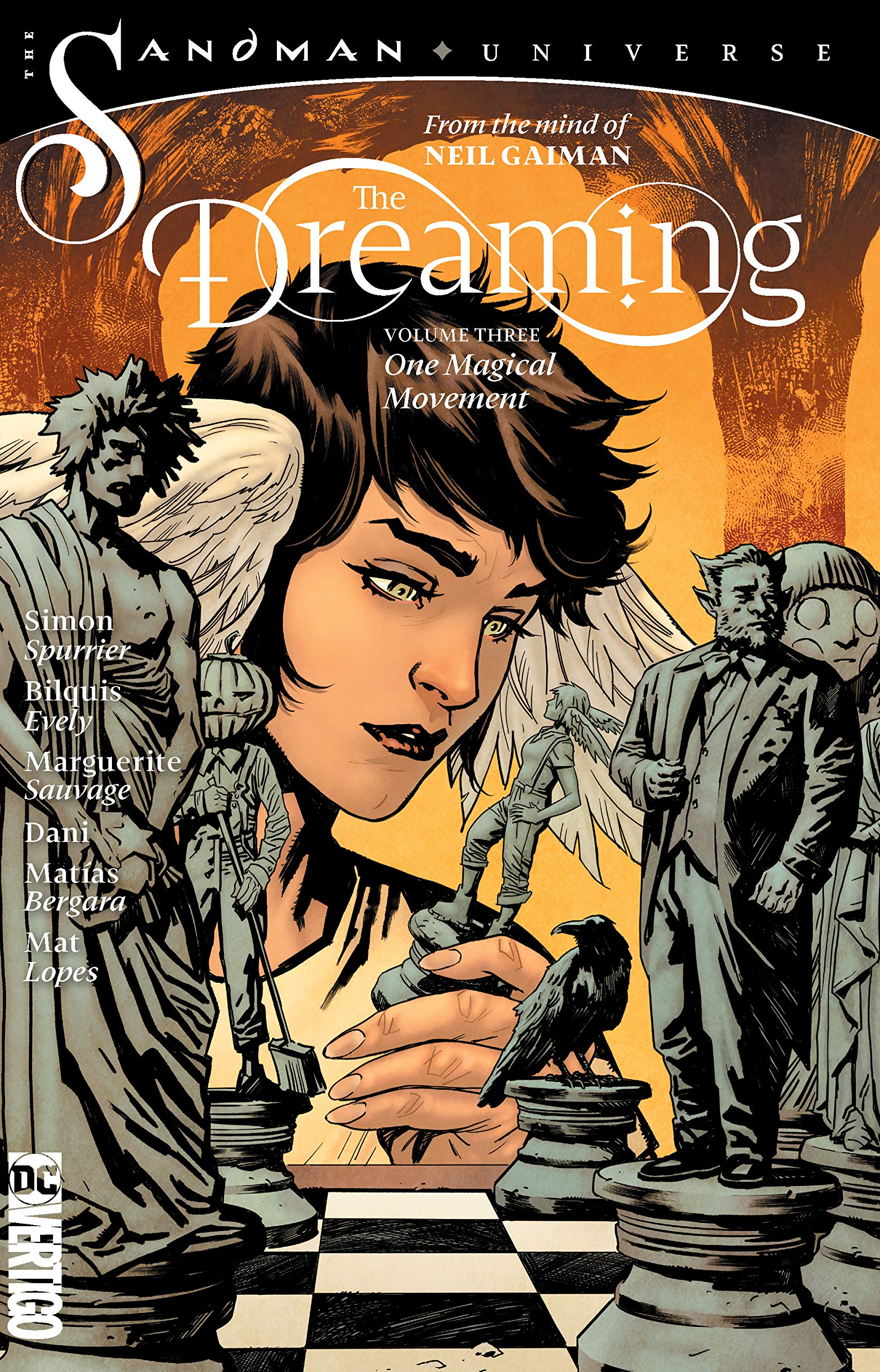 The Dreaming: One Magical Movement (Collected)
