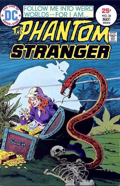 The Phantom Stranger Vol 2 36