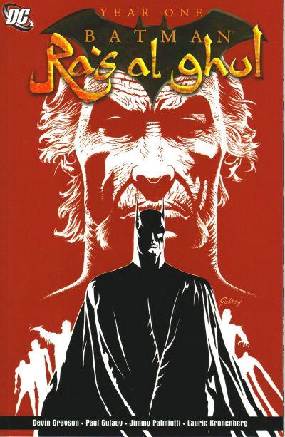 Year One: Batman/Ra's al Ghul Vol 1