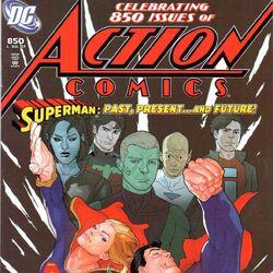 Action Comics Vol 1 850