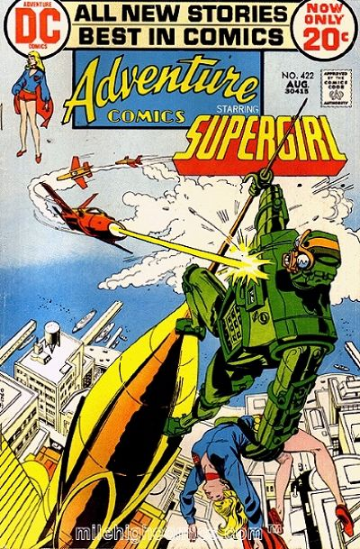 Adventure Comics Vol 1 422