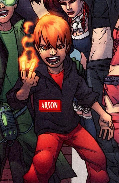 Arson (Wildstorm Universe)