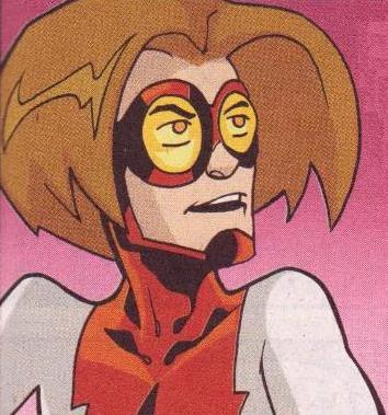 Bart Allen (Legion of Super-Heroes TV Series)