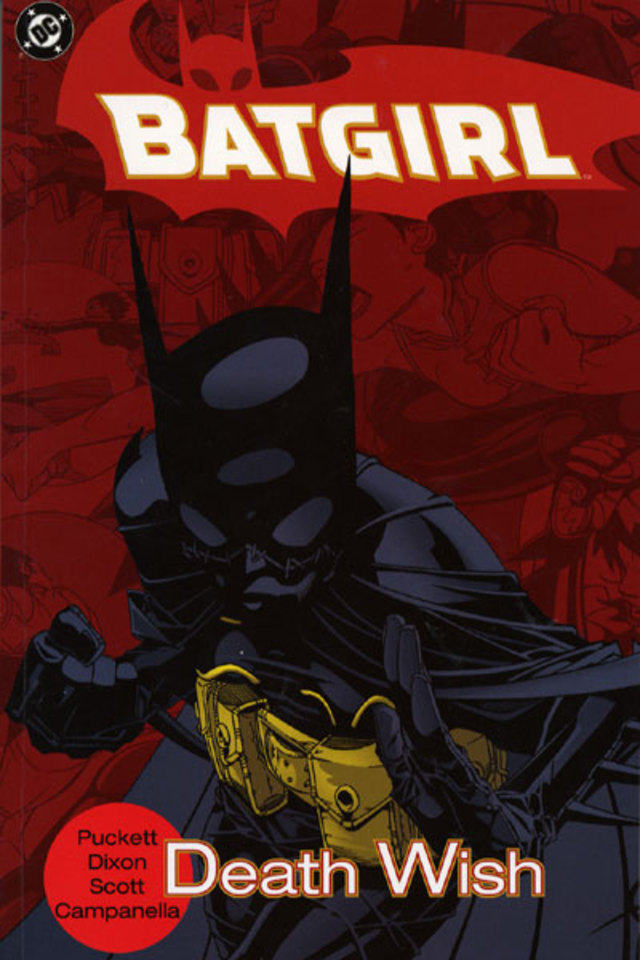 Batgirl: Death Wish (Collected)