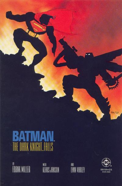Batman: The Dark Knight Returns Vol 1 4
