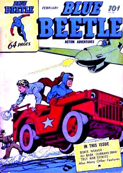Blue Beetle Vol 1 30