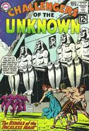 Challengers of the Unknown Vol 1 28
