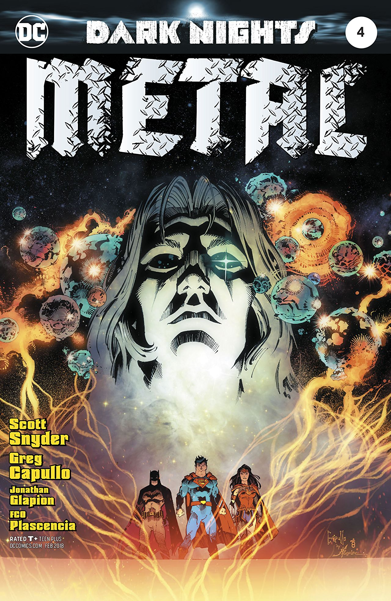 Dark Nights: Metal Vol 1 4