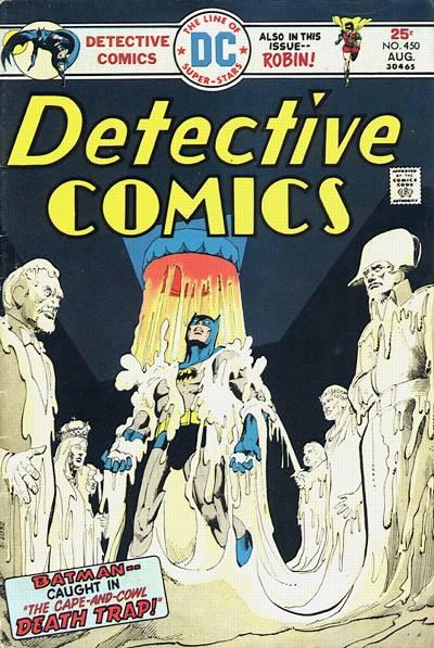 Detective Comics Vol 1 450