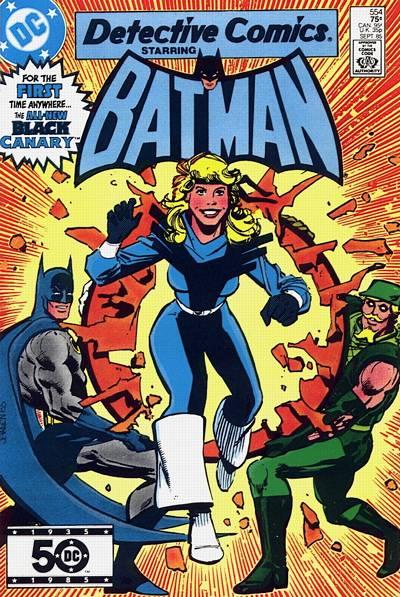 Detective Comics Vol 1 554