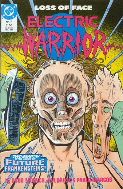 Electric Warrior Vol 1 8