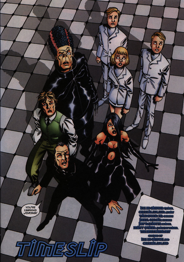 Establishment (Wildstorm Universe)