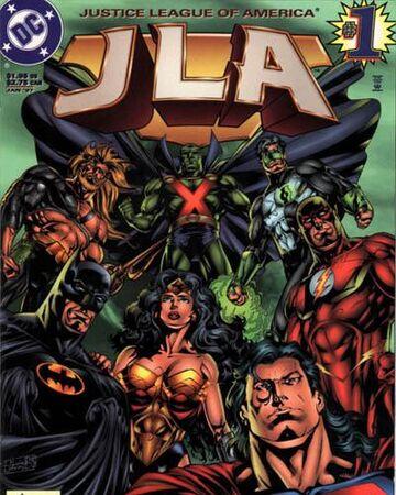 JLA 1997-2006 #82