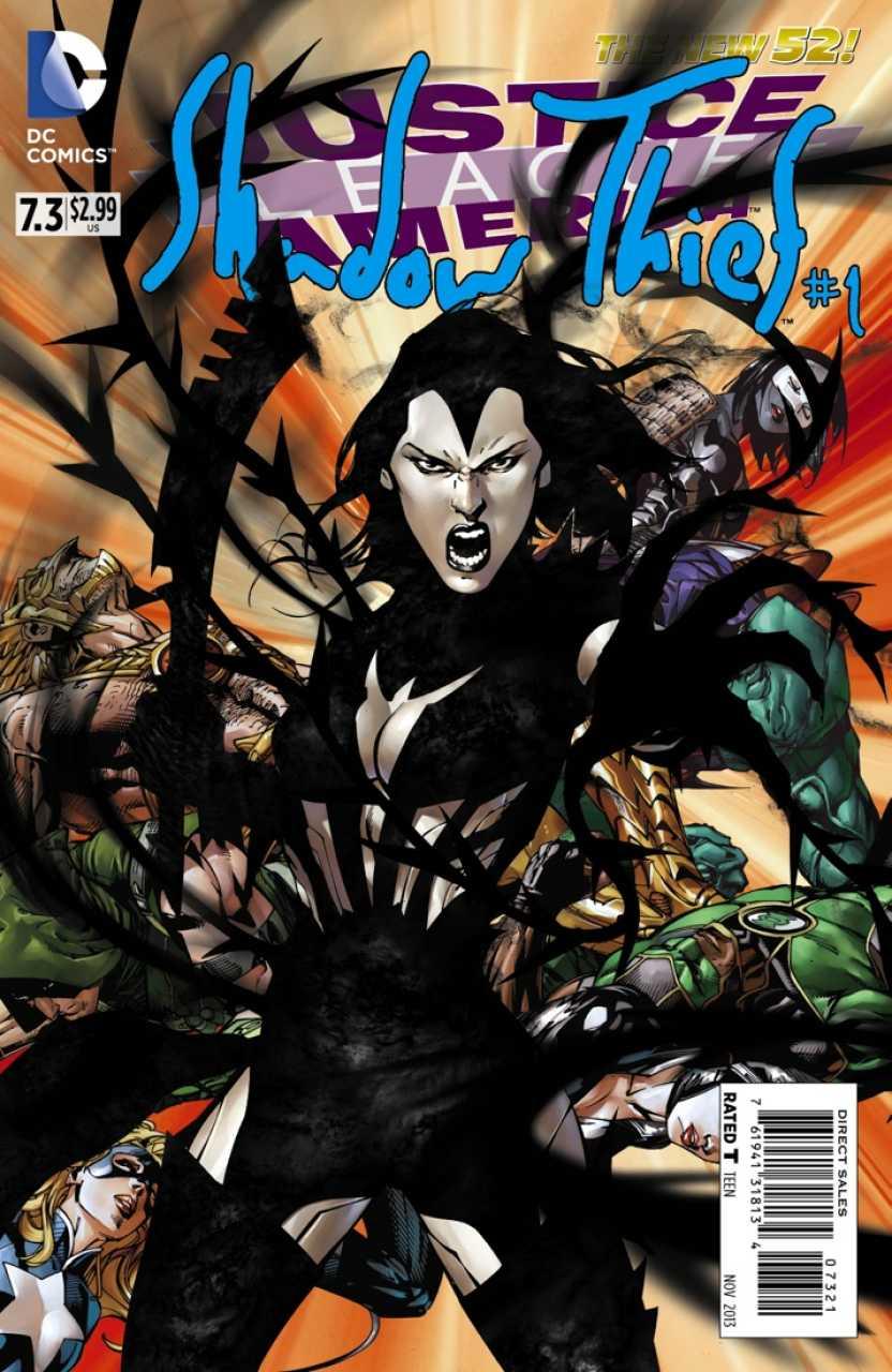 Justice League of America Vol 3 7.3: Shadow Thief
