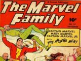 Marvel Family Vol 1 27
