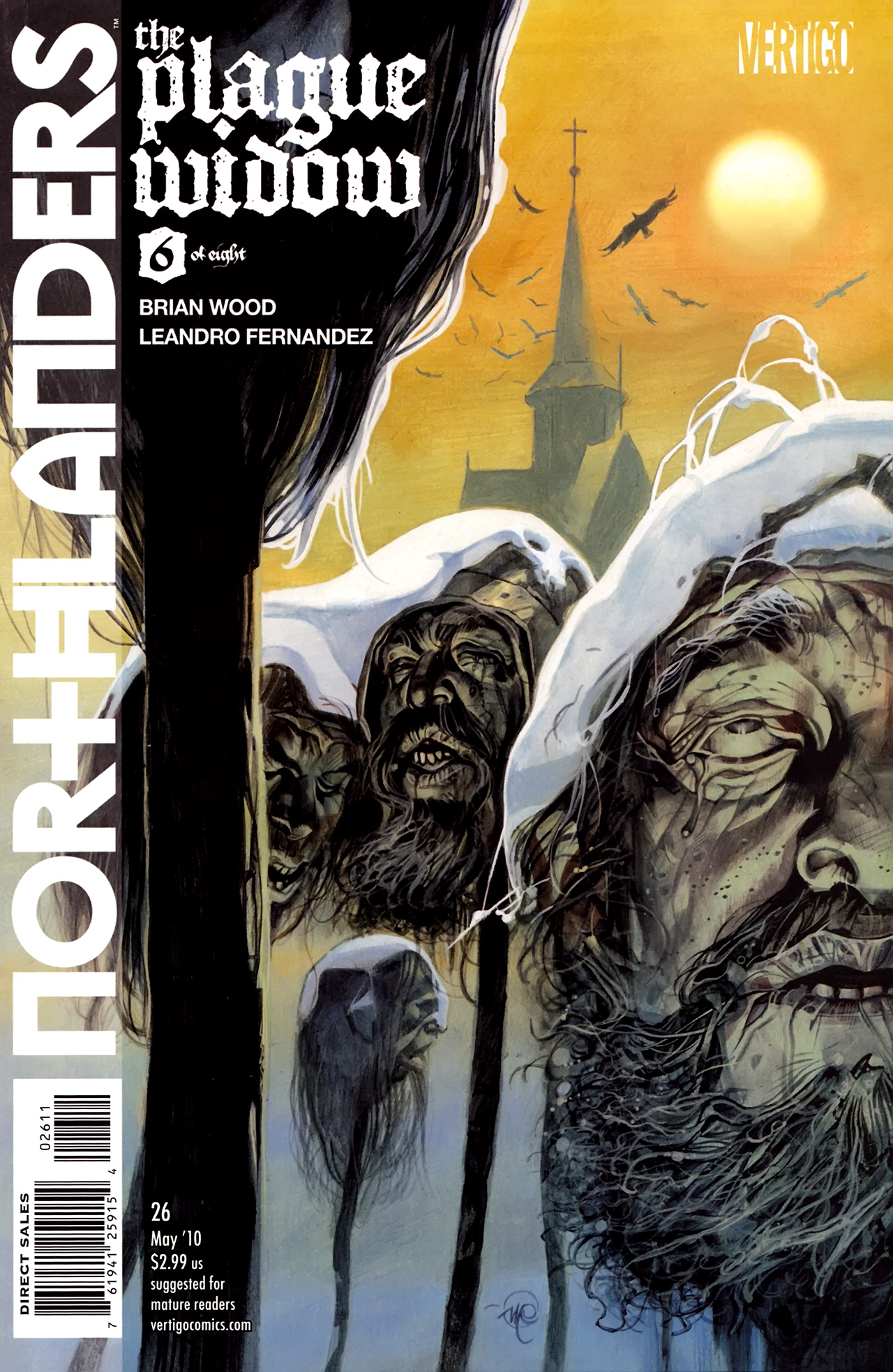 Northlanders Vol 1 26