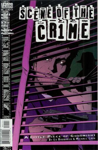 Scene of the Crime Vol 1 1