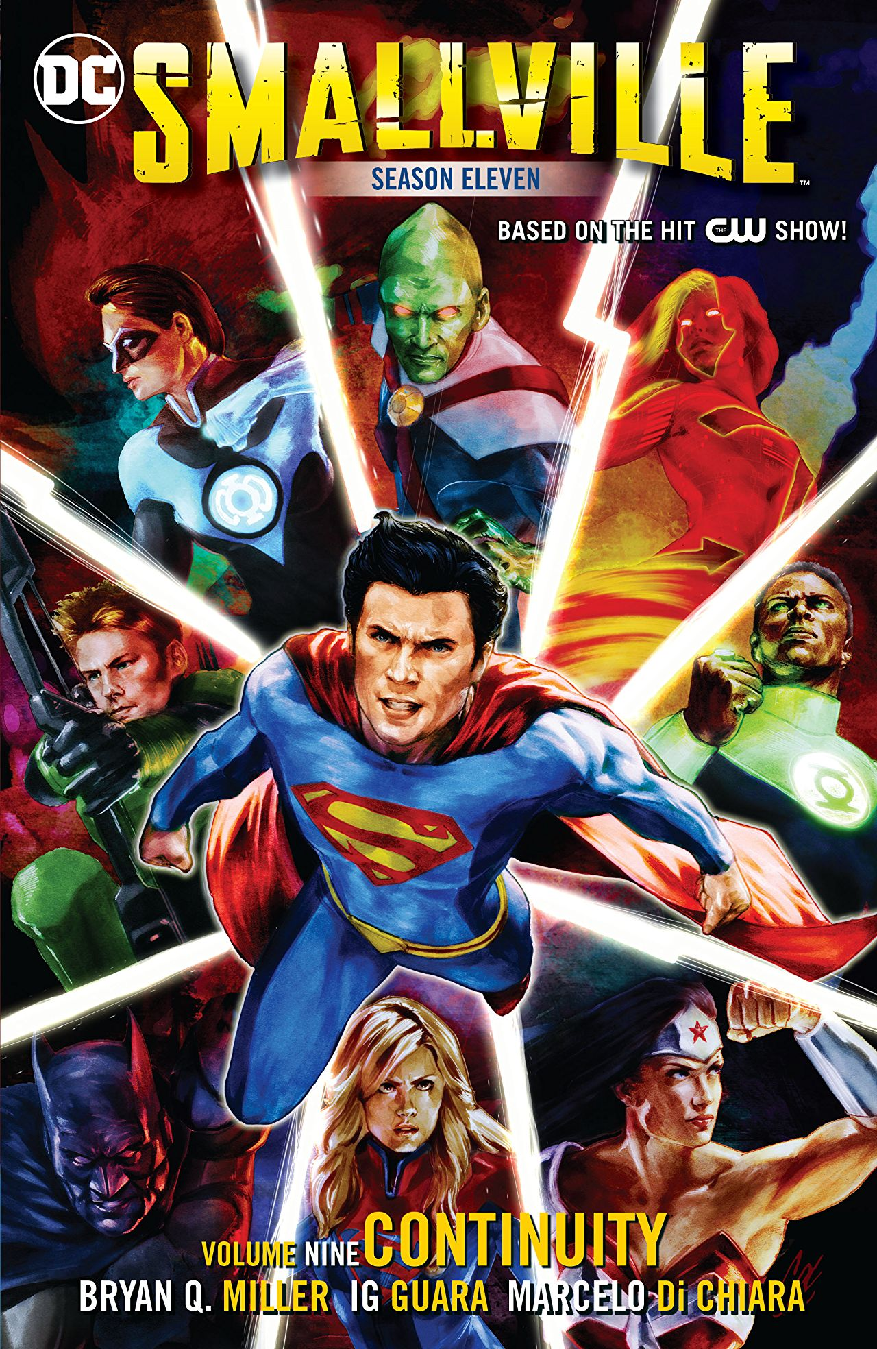 Smallville Season 11: Continuity (Collected)