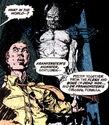 Spawn of Frankenstein (Earth-One) 001