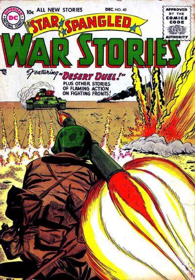 Star-Spangled War Stories Vol 1 40