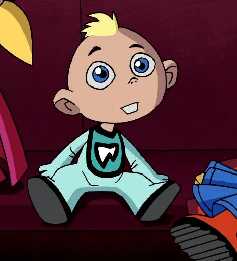 Teether (Teen Titans TV Series)