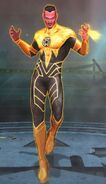 Thaal Sinestro DC Unchained 0001