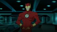 The Flash Batman-Unlimited Animal Instincts 001