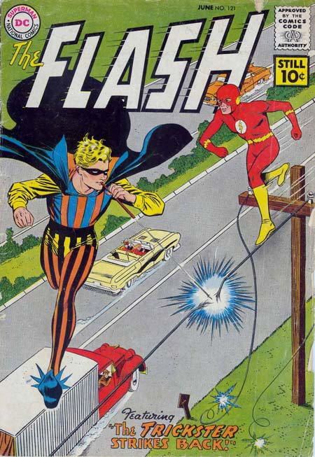 The Flash Vol 1 121