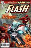 The Flash Vol 3 010 Cover