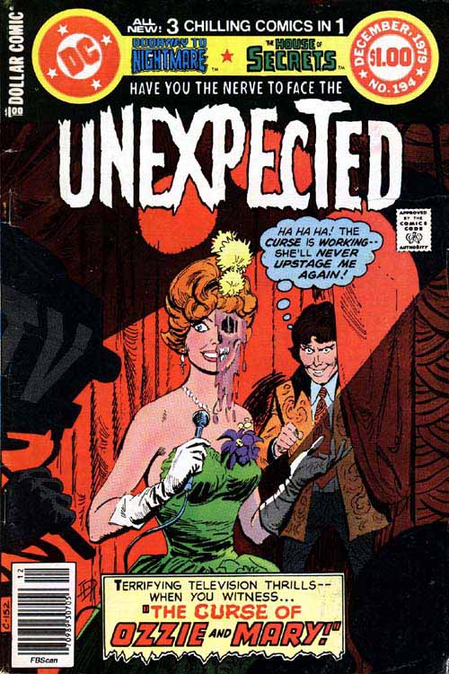 The Unexpected Vol 1 194