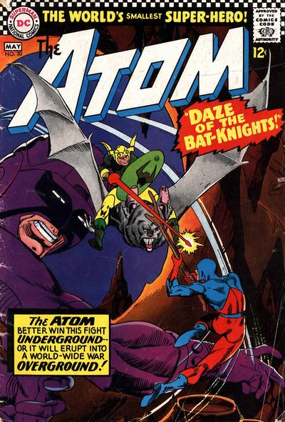 The Atom Vol 1 30