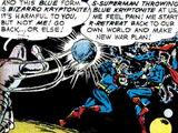 Blue Kryptonite