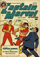 Captain Marvel Adventures Vol 1 104