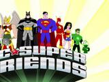 DC Super Friends (Web Series) Episode: The Brave & The Bald