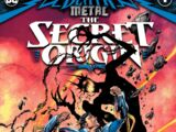Dark Nights: Death Metal The Secret Origin Vol 1 1