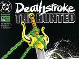 Deathstroke the Hunted Vol 1 45