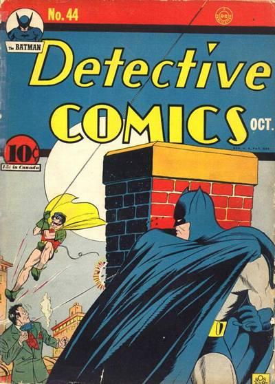 Detective Comics Vol 1 44