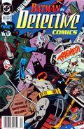 Detective Comics 613