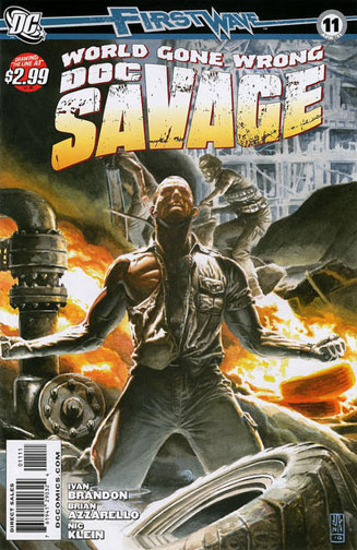 Doc Savage Vol 3 11