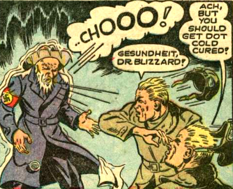 Doctor Blizzard (Earth-S)