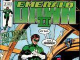 Green Lantern: Emerald Dawn II Vol 1 2