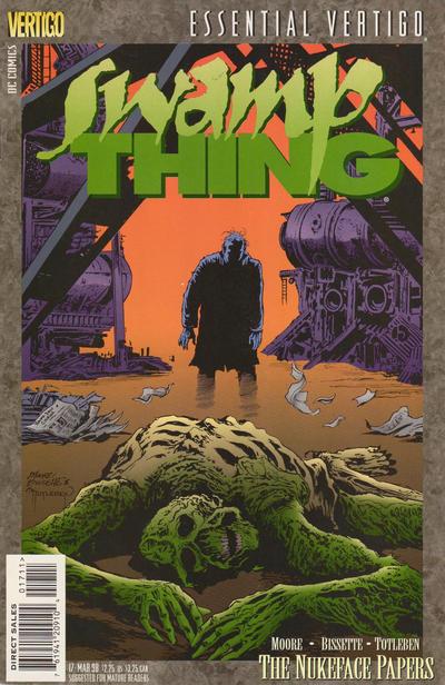 Essential Vertigo: Swamp Thing Vol 1 17