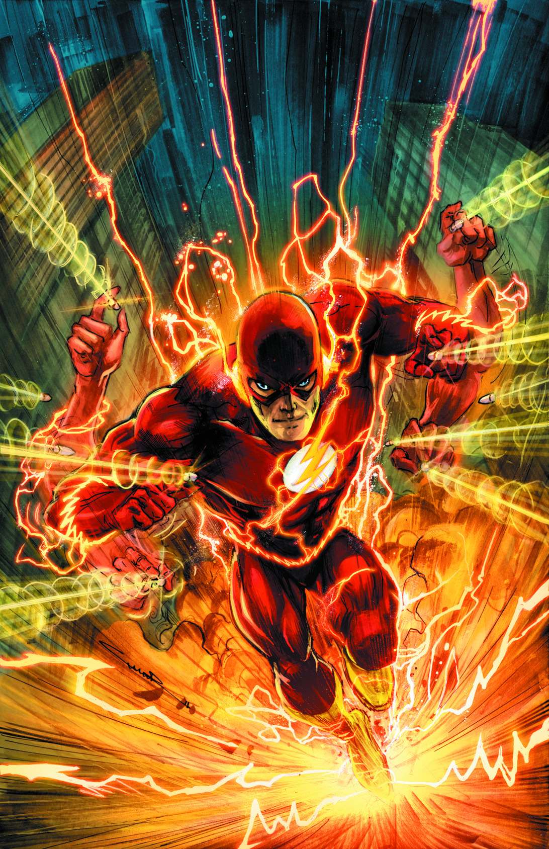 The Flash Vol 3 10