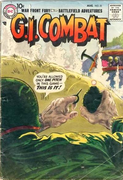 G.I. Combat Vol 1 51