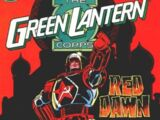 Green Lantern Corps Vol 1 209