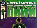 Green Lantern: Emerald Dawn Vol 1